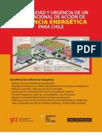 Urgencia Plan Ee Para Chile