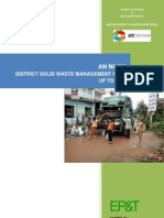 An Nhon - District Solid Waste Management Plan & Action Plan