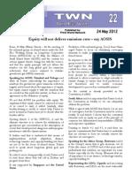 Third World Network – Bonn Update #22