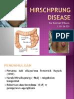 :..Referat Hirschprung Disease ppt..: