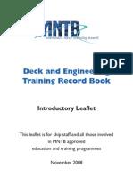 23821_MNTB Training Record