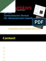 Thyristor Slide