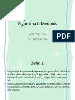 Algoritma K-Medoids