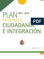 Plan Estrategico de Ciudadania 2014