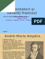 Inventatori Si Savanti Francezi