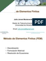 Presentacion FEM TLM MAM - Julio Jornet