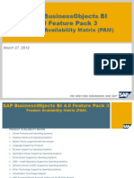 SAP Business Objects BI 4.0 Feature 03