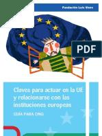 Claves Para Relacionarse Con La UE