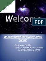 Modern Trends in Mde