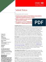 HSBC Telecom Report May 2012