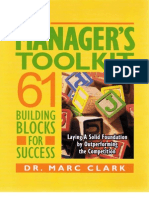 Managers Toolkit