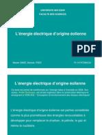 Chap6 NRJ Electrique Eolienne