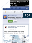 Facebook unveils app to manage Pages on the go