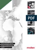 Molex Premise Networks Catalogue