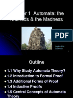 Chapter 1 Introd. to Automata
