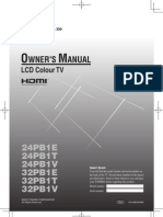 24-32PB1 Owner Manual_Full Version