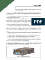 Manual Do DSI-500
