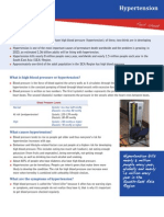 Non Communicable Diseases Hypertension-fs