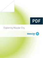 Exploring Masdar City Site Tour Booklet