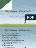 Gene Cloning Technology