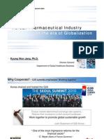 KHDI Korea Pharma Industry in the Era of Globalization