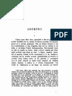 Texte armâneshti (1908)