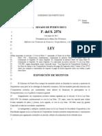 P. del S. 2576