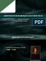 Arsitektur Baroque Dan Rococo