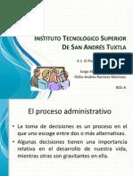 4.1 proceso administrativo
