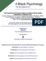 Black Psychology
