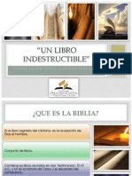 Un Libro Indestructible