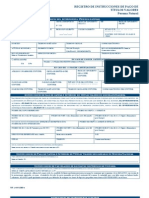 Formato Instrucciones de Pago Titulos Valores PN