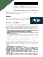 Analisis de La Matriz Foda