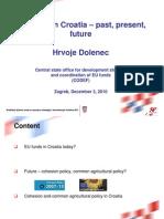 Presentation EU Funding