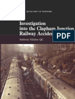 Investigation Into Rail Crash