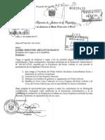 Proyecto de Ley 424/2011-PJ