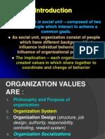 Budaya Organisasi Dan Kepemimpinan
