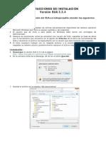 InstruccionesVersionSUA334