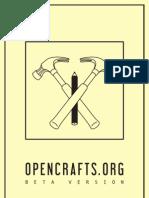 Opencrafts.org Beta Version
