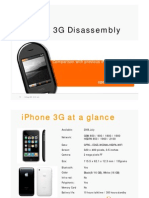 iPhone 3G Dis Assembly