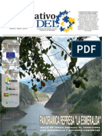 Boletin Informativo del proyecto de Desarrollo Econímico Local y Comercio de Colombia