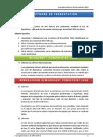 Software de presentación