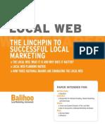 The Local Web