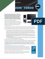 Datasheet T3500