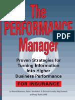 Bk Performance Manager Insurance