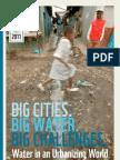 Big Cities Big Water Big Challenges