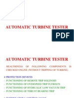Automatic Turbine Testor