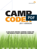 Camp Codex A4 English 2011
