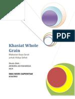 Khasiat Whole Grain