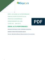 Proyecto Pativilca - Geycors Reciclaje de Desechos  - Ing Edgar F Portalanza Vicuña